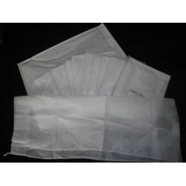 10 taies d'oreiller jetables pour Sleep-Safe